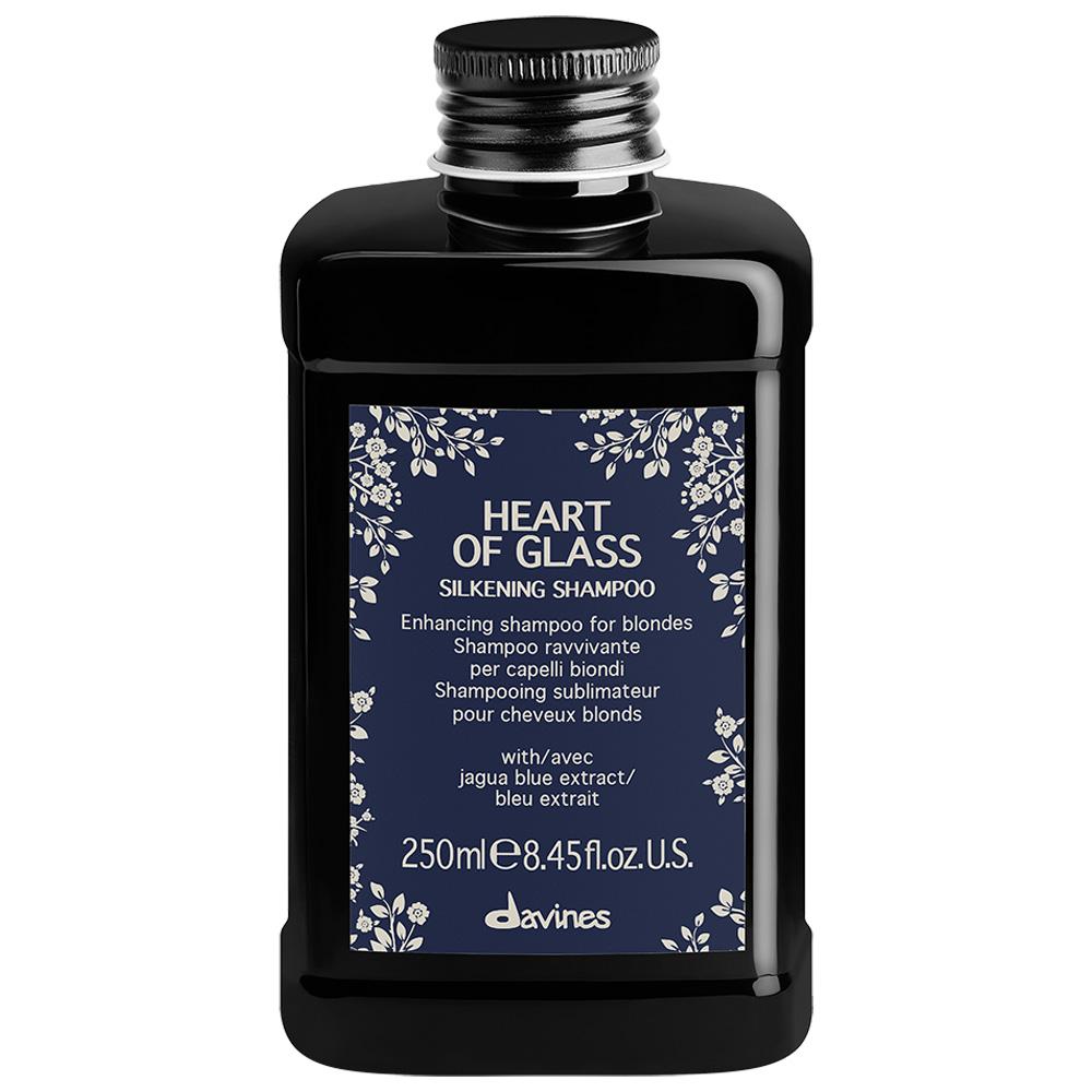Davines Heart of Glass Silkening Shampoo, 250ml