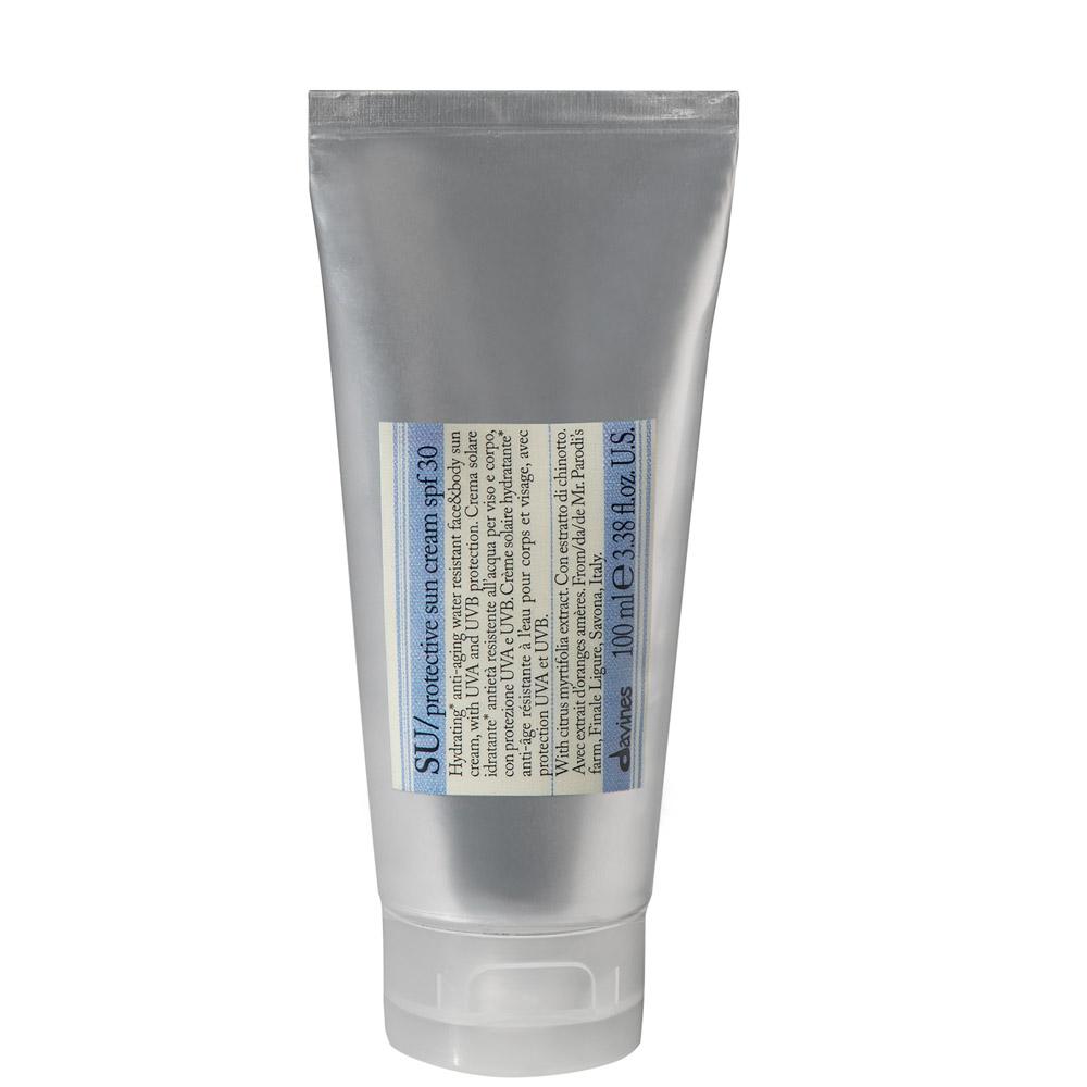 Davines SU/ Protective Sun Cream SPF 30, 100ml