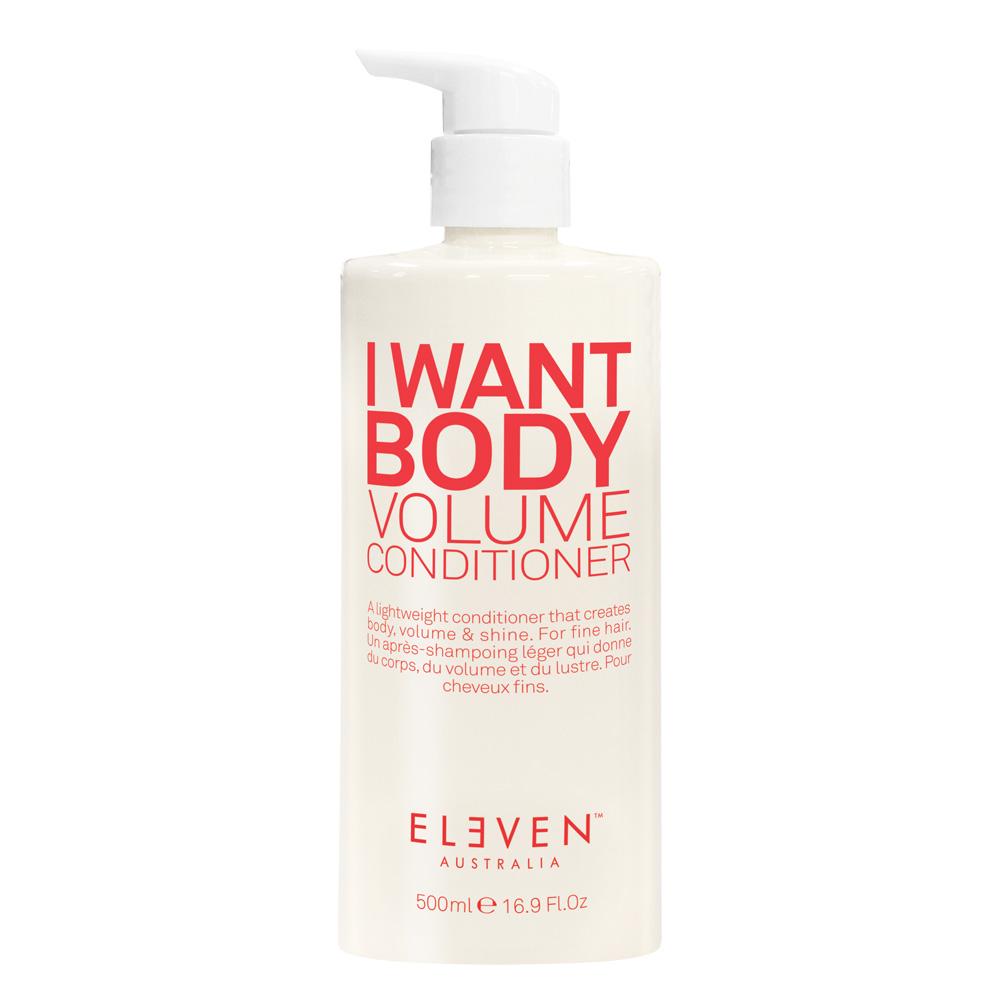 Eleven Australia I Want Body Volume Conditioner 500ml