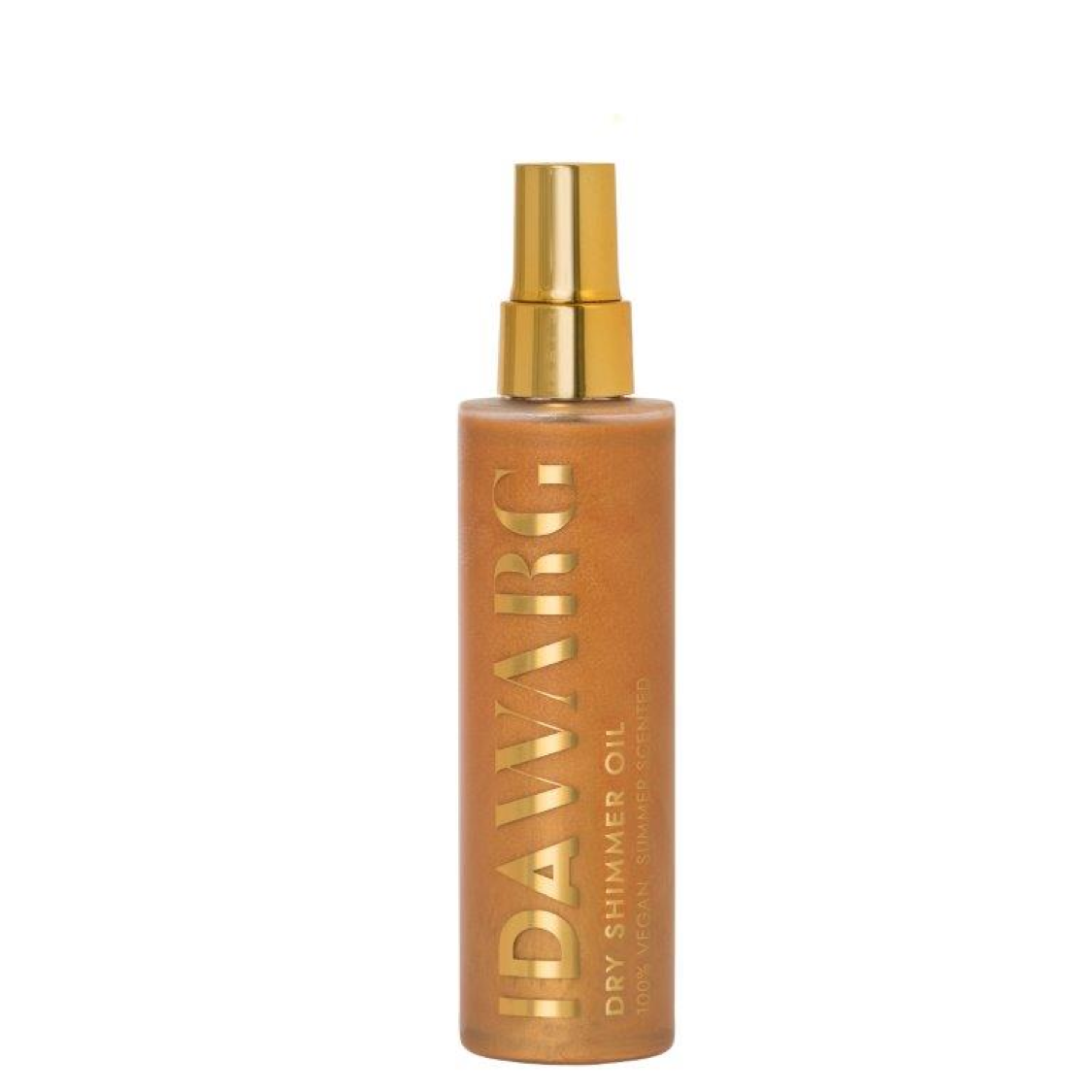 Ida Warg Dry Shimmer Oil 100ml - Hairsale.se
