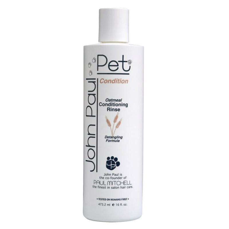 John Paul Pet Oatmeal Conditioning Rinse, 473 ml - Hairsale.se