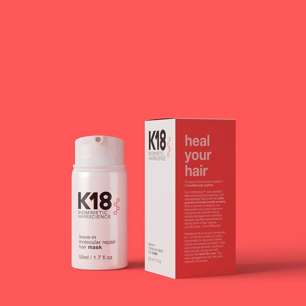 K18 Leave-in Molecular Repair Hair MASK 50ml