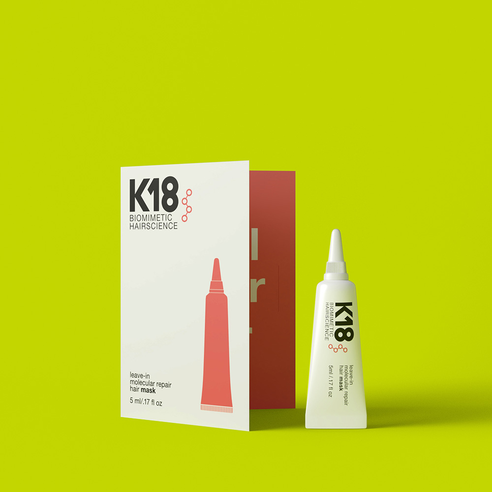 K18 Leave-in Molecular Repair Hair MASK 5ml