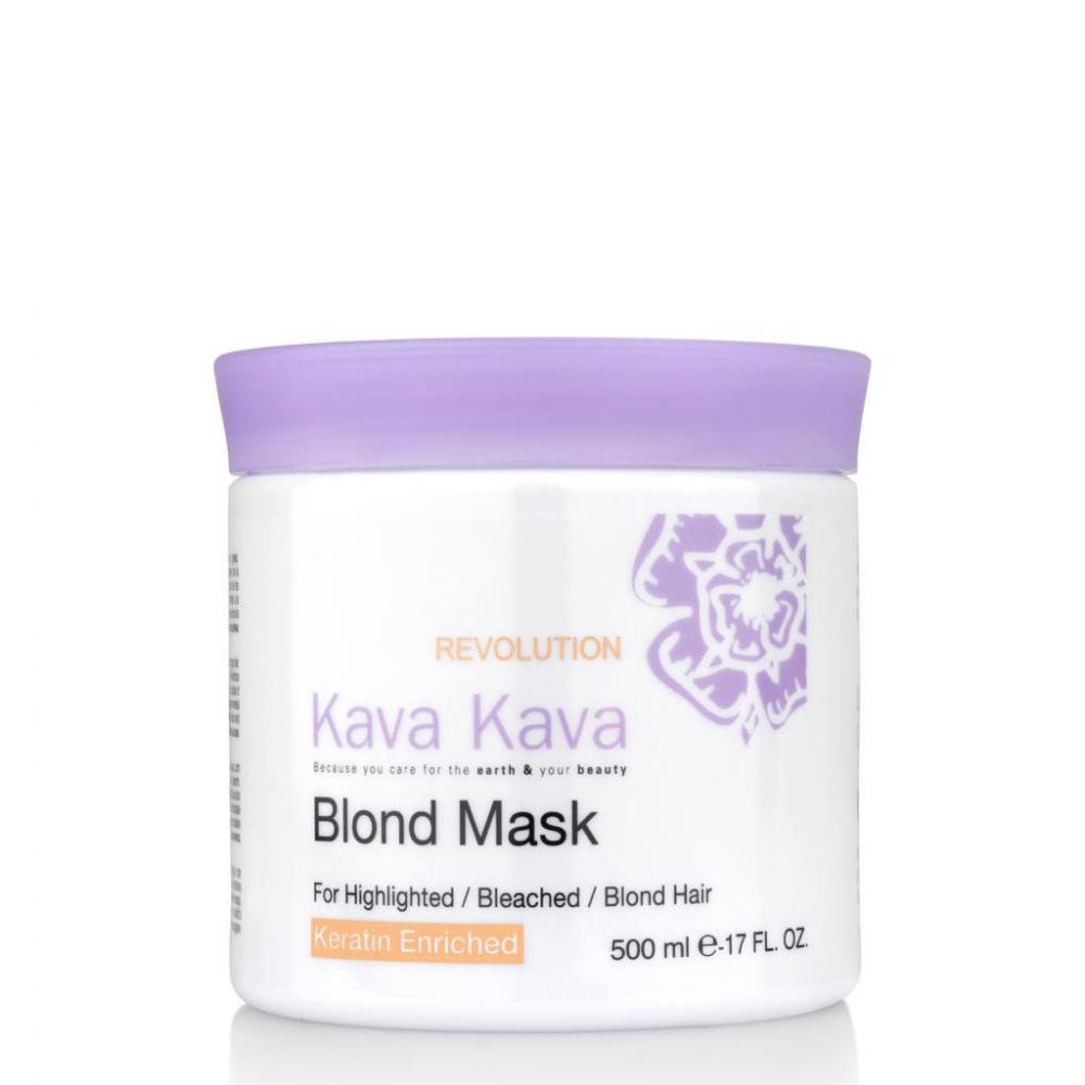Kava Kava Hydroganic Blond Mask, 500ml