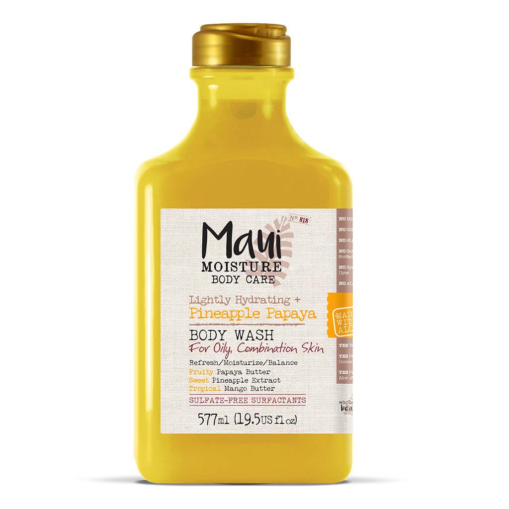Maui Moisture Pineapple Papaya BodyWash 577 ml