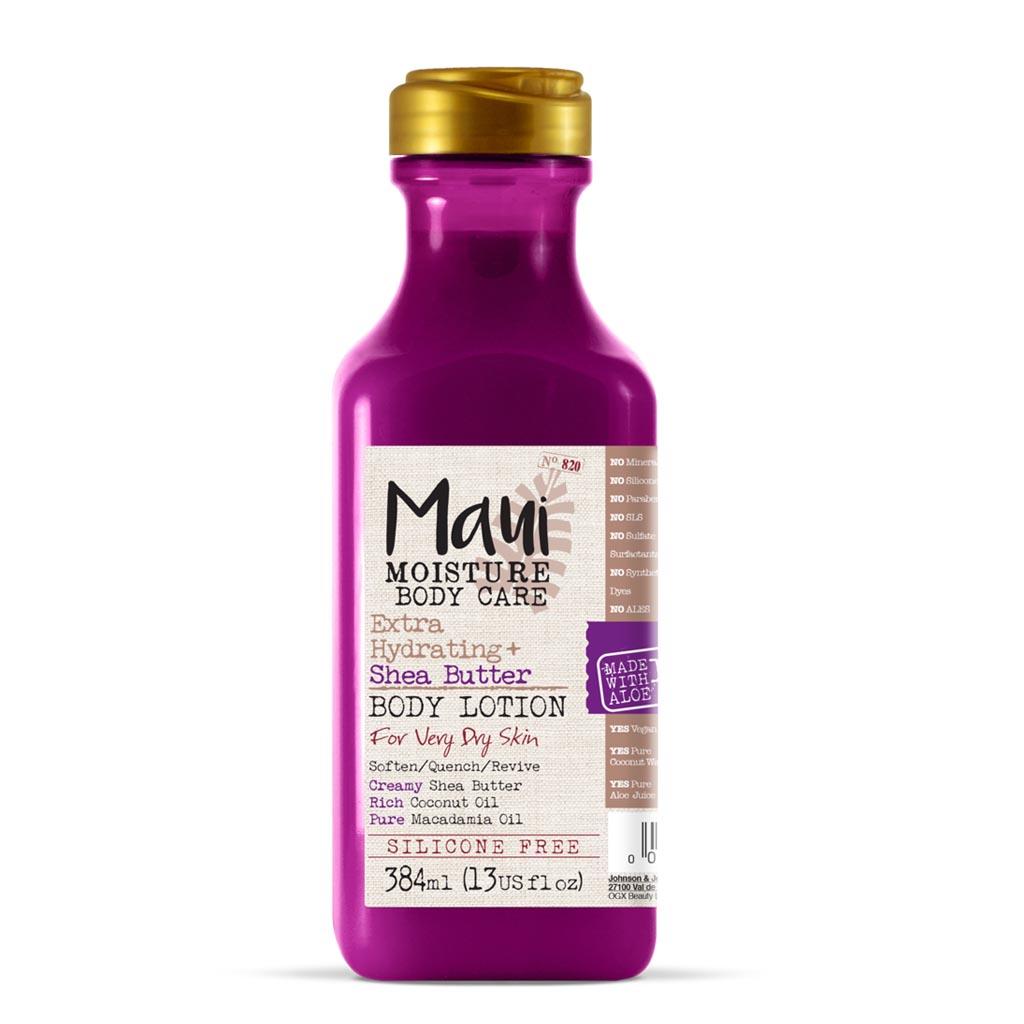 Maui Moisture Shea Butter BodyLotion 384 ml