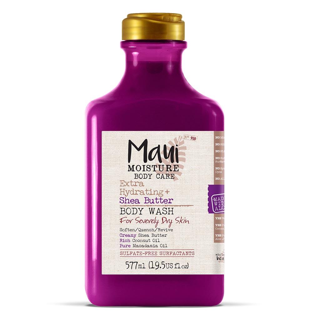 Maui Moisture Shea Butter BodyWash 577 ml