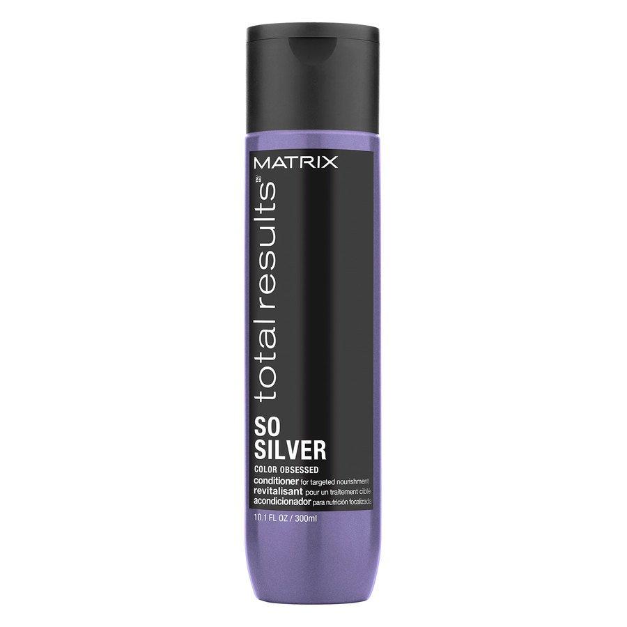 Matrix Total Results So Silver Conditioner, 300ml