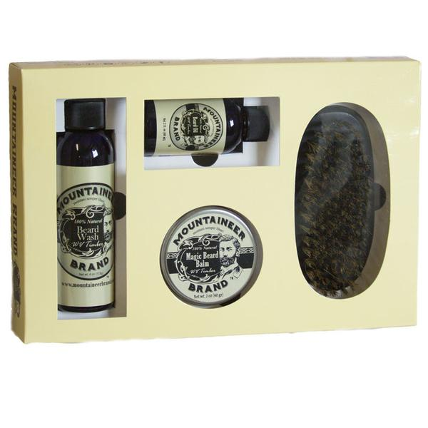 Mountaineer Timber Gift Set - Hairsale.se