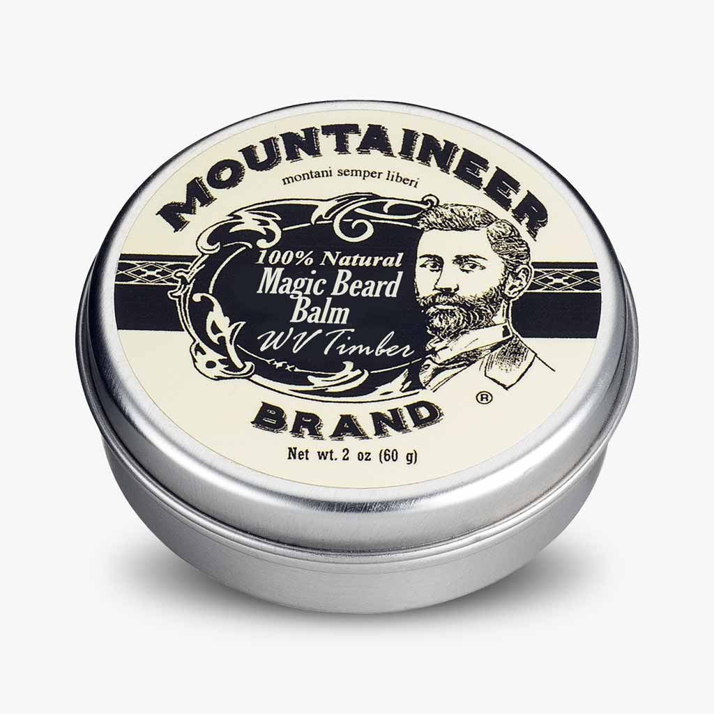 Mountaineer Brand Magic Beard Balm Timber 60g