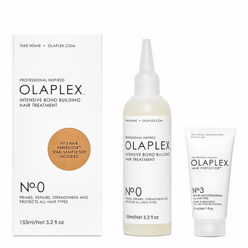 Olaplex No 0 - Introkit med 30ml No 3 - Limited Edition - Hairsale.se