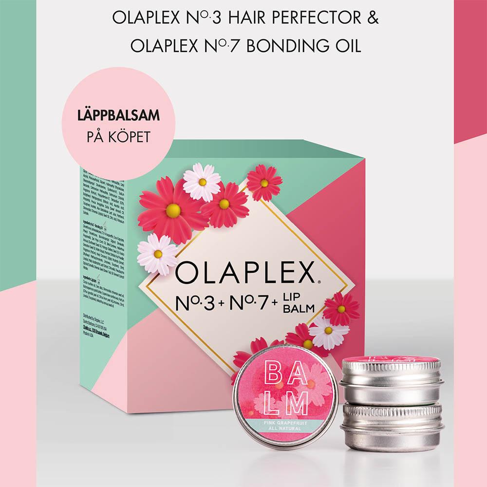 Olaplex Duo Box- Lip balm på köpet