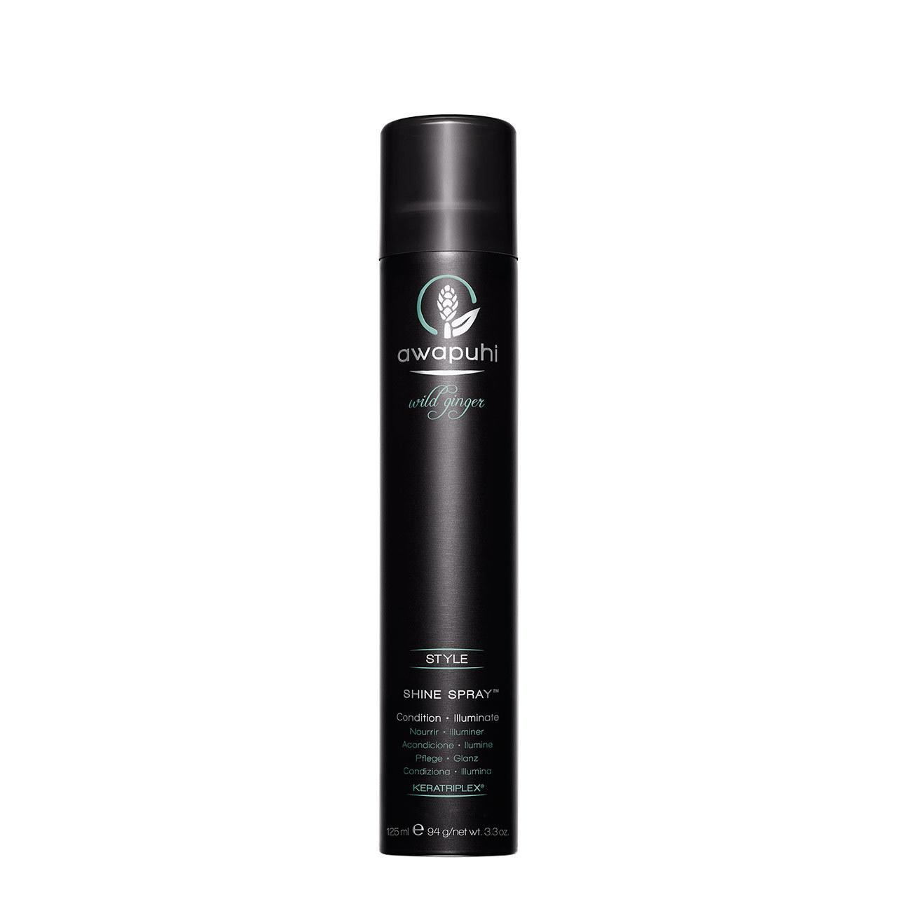 Awapuhi Wild Ginger Shine Spray™ 125ml