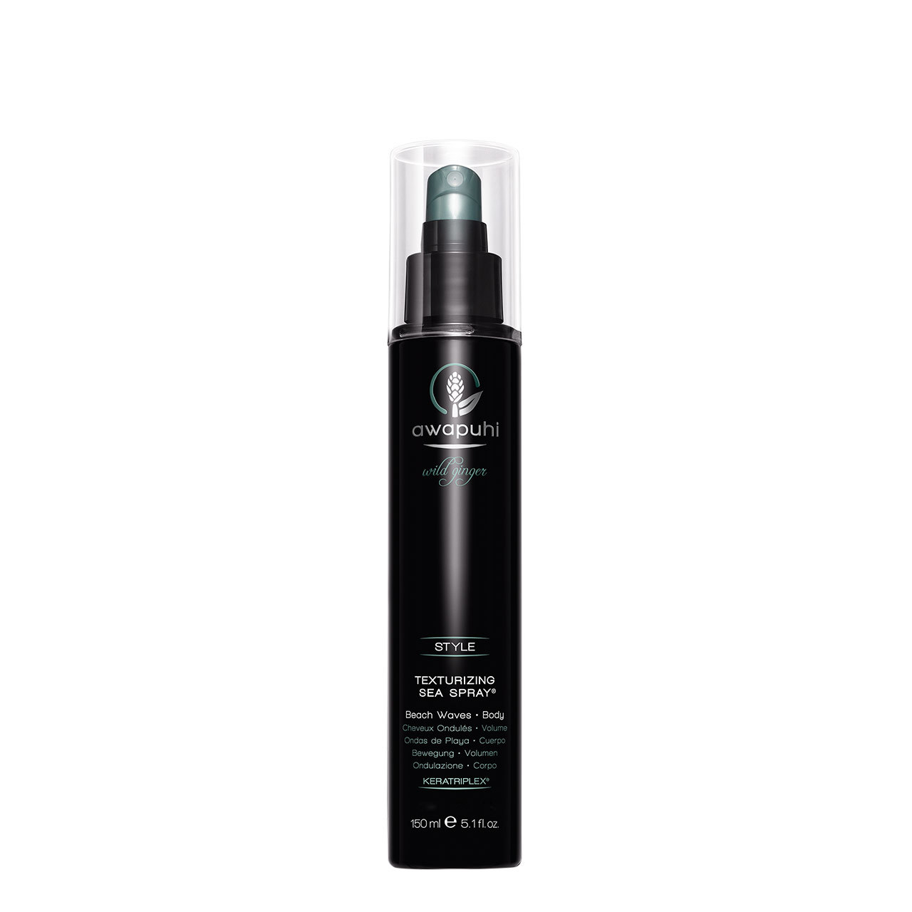 Awapuhi Wild Ginger Texturizing Sea Spray® 150ml