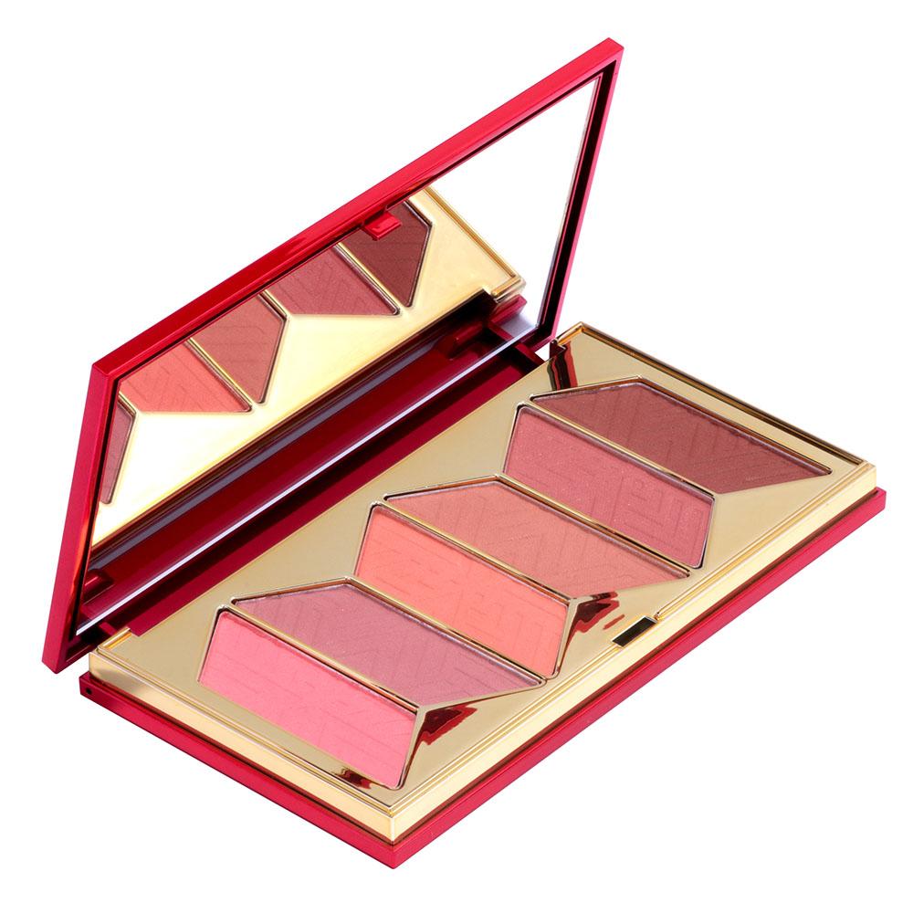 PUR X Barbie Malibu Eyeshadow Palette