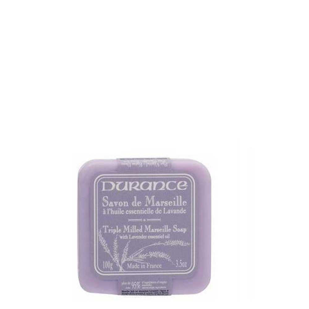 Durance Marseille Fast Tvål 100g Lavender