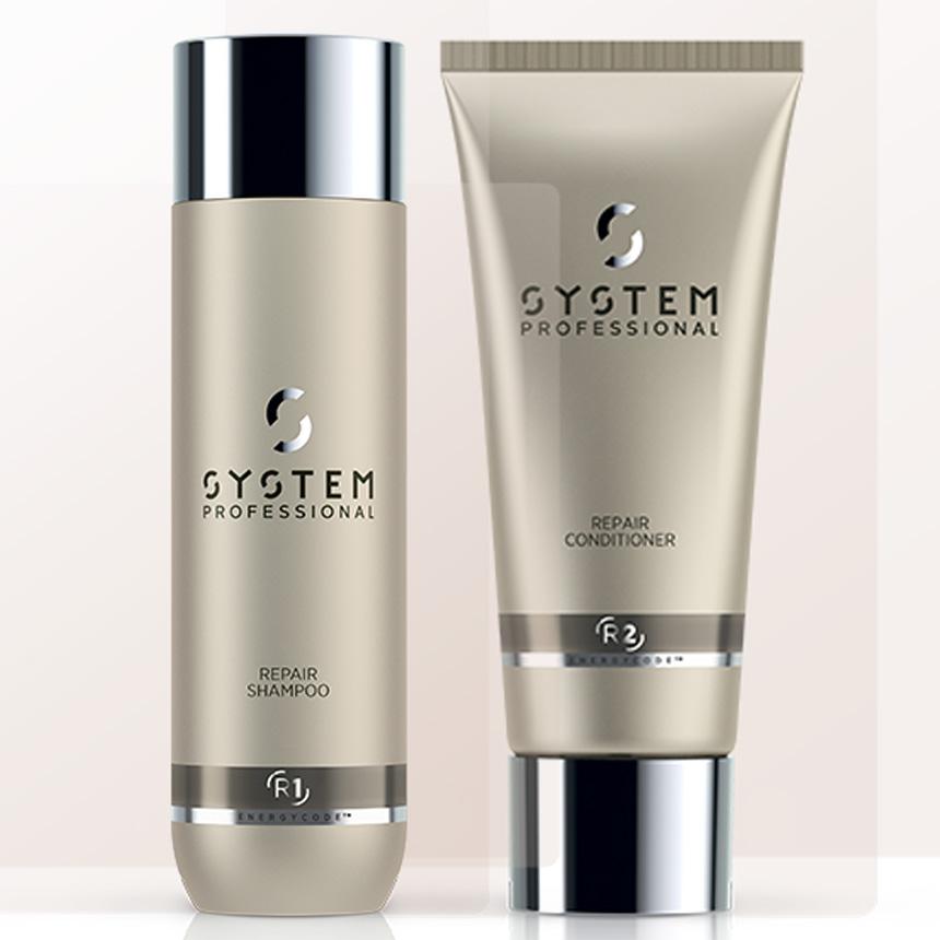 SYSTEM Repair Shampoo + Conditioner DUO