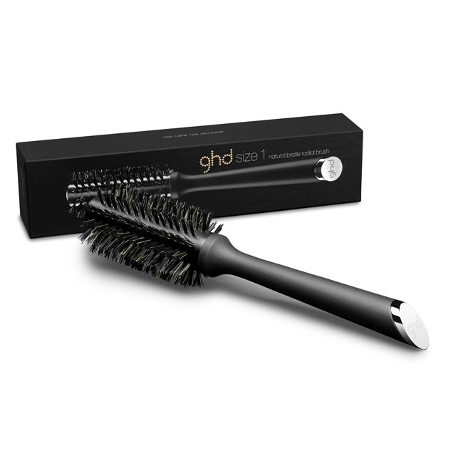 ghd Natural Bristle Radial Brush 28mm Size 1