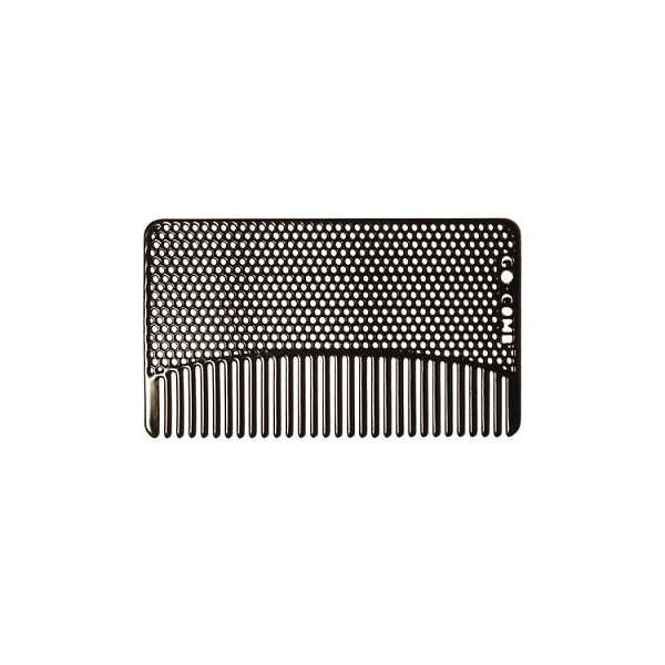 Go Comb Matte Black Fine Tooth - Hairsale.se