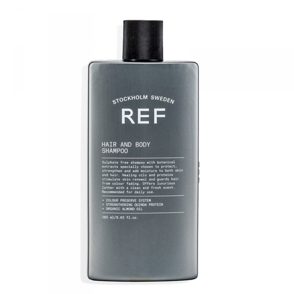 REF Hair and Body Shampoo 285ml - Hairsale.se