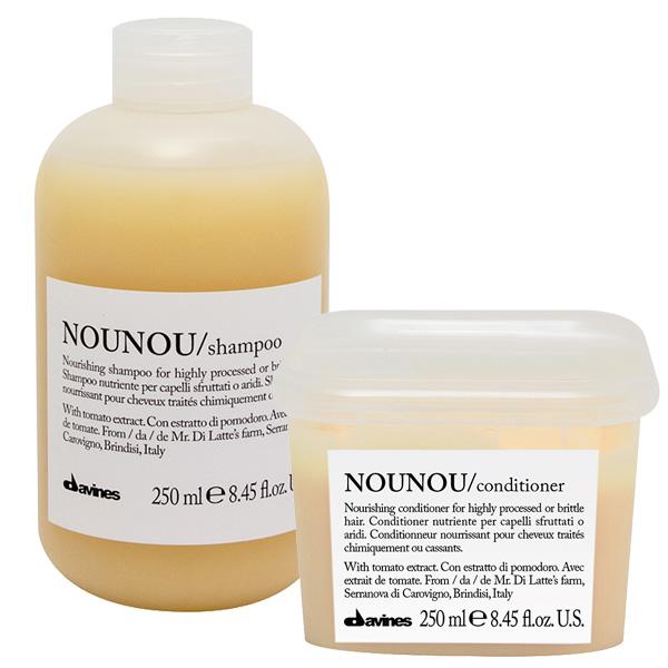 Davines Essential NOUNOU Shampoo + Conditioner DUO