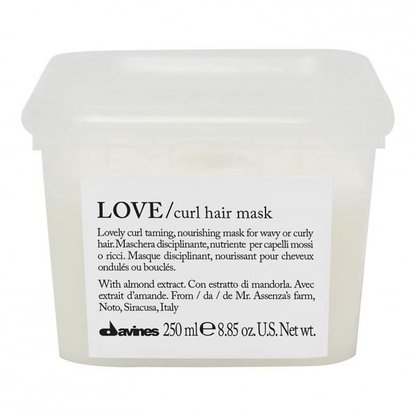 Davines Essential LOVE Curl Hair Mask 250ml, för lockigt hår