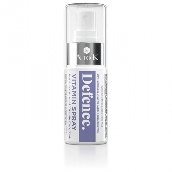 A to K - Defence. Vitaminspray 15 ml - Hairsale.se