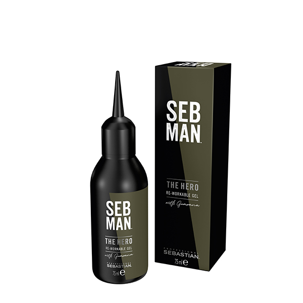 SEB MAN The Hero reworkable liquid gel 75 ml - Hairsale.se