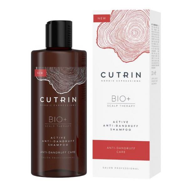 Cutrin Bio+ Active Anti-Dandruff Shampoo 200 ml Mjällschampo