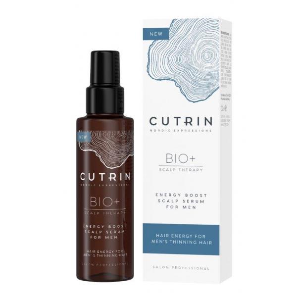 Cutrin Bio+ Energen Boost Scalp Serum for Men 100ml