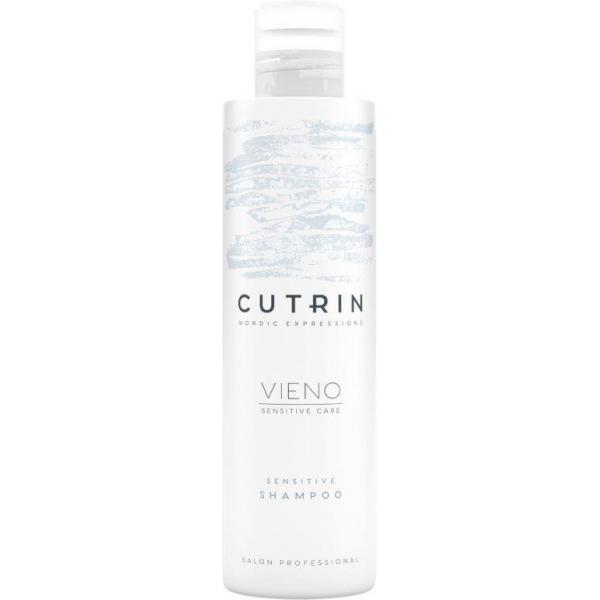 Cutrin Vieno Sensitive Fragrance Free Shampoo 250ml