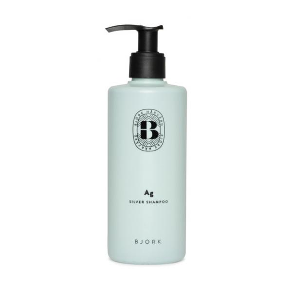 Björk Ag Silver Shampoo 300ml