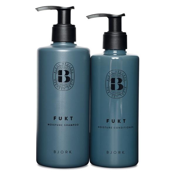 Björk Fukt Shampoo + Balsam DUO