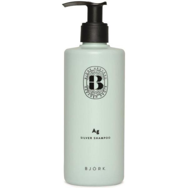 Björk Ag Silver Shampoo 750ml