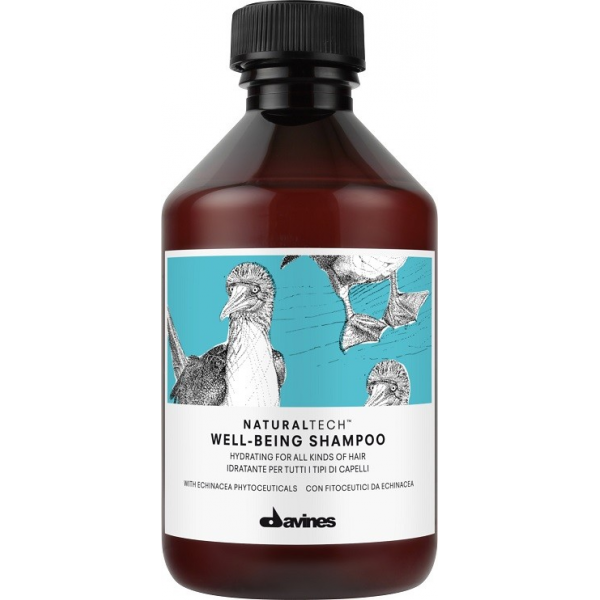 Davines Naturaltech Well-Being Shampoo 250ml - Hairsale.se
