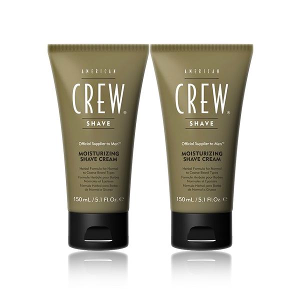 American Crew Moisturizing Shave Cream 2-pack