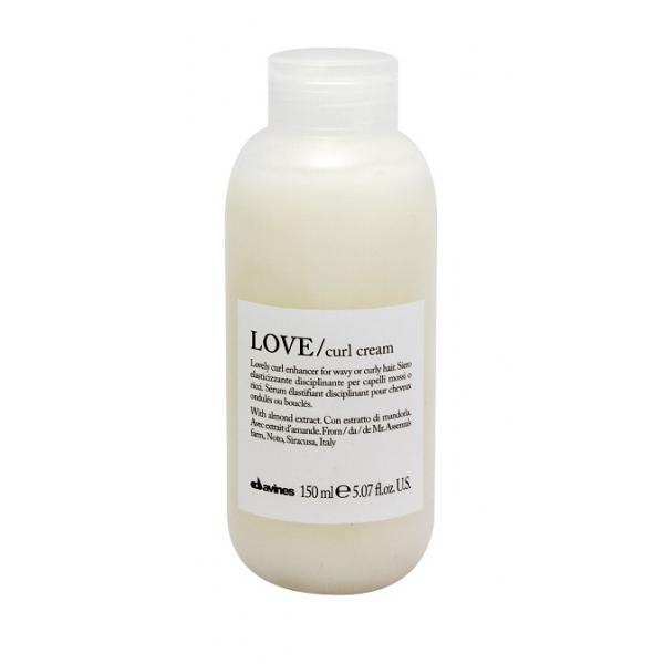 Davines Essential Love Curl Cream 150ml, leave-in för lockigt hår