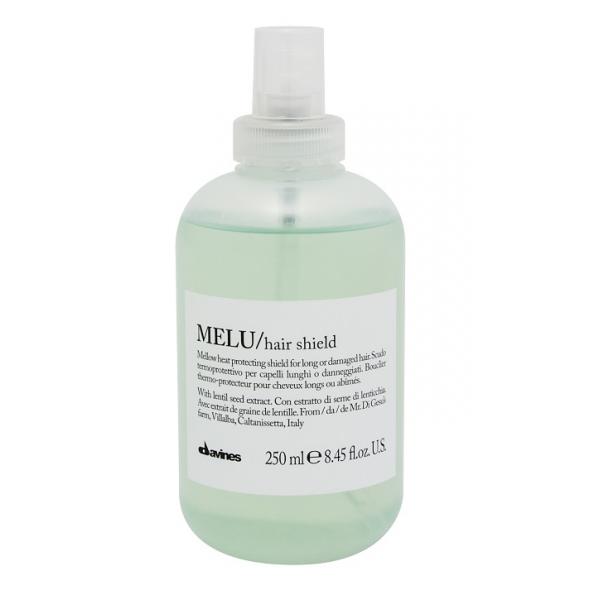 Davines Essential MELU Hair Shield 250ml, Värmeskydd för långt hår