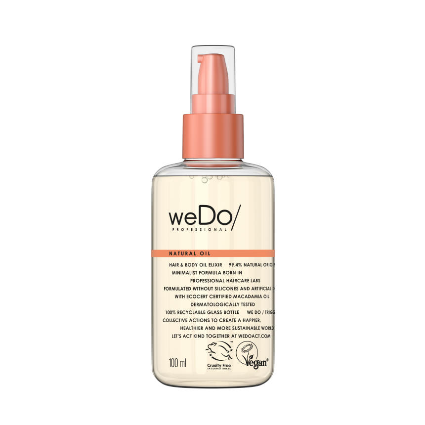 weDo Hair & Body Hair Oil 100ml